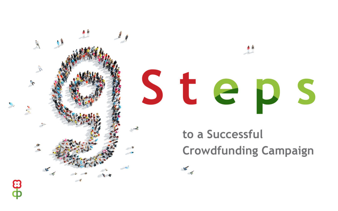 9 Steps to a Successful Crowdfunding Campaign