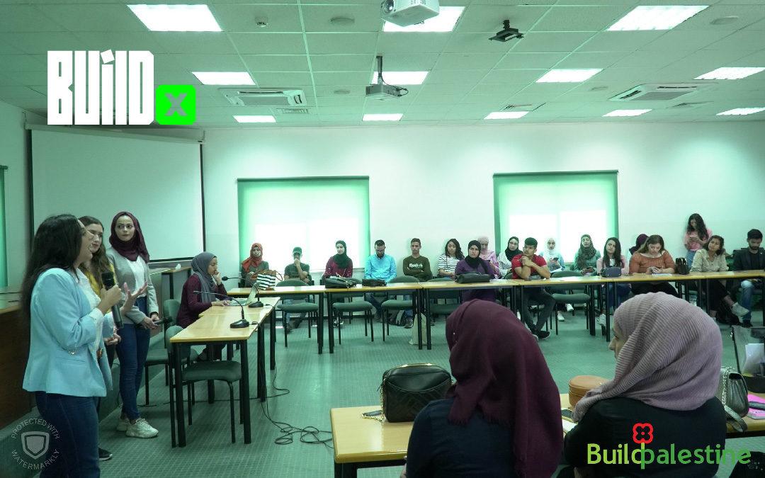 Buildx Birzeit University