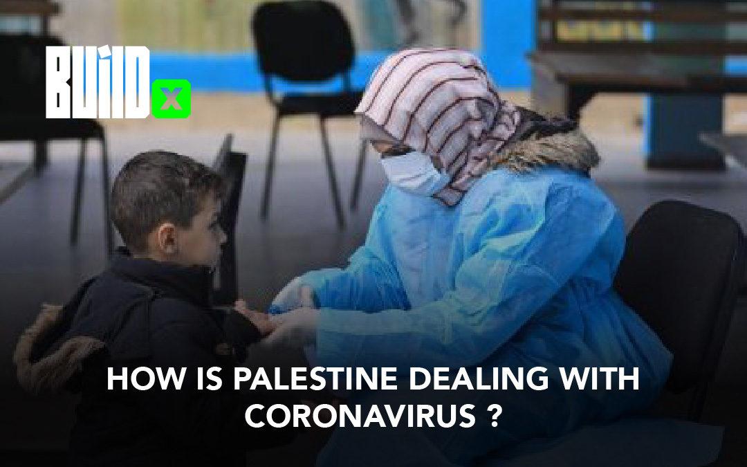 Coronavirus Gaza