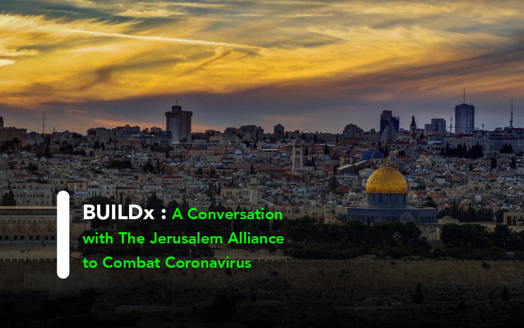A Conversation with The Jerusalem Alliance to Combat Coronavirus