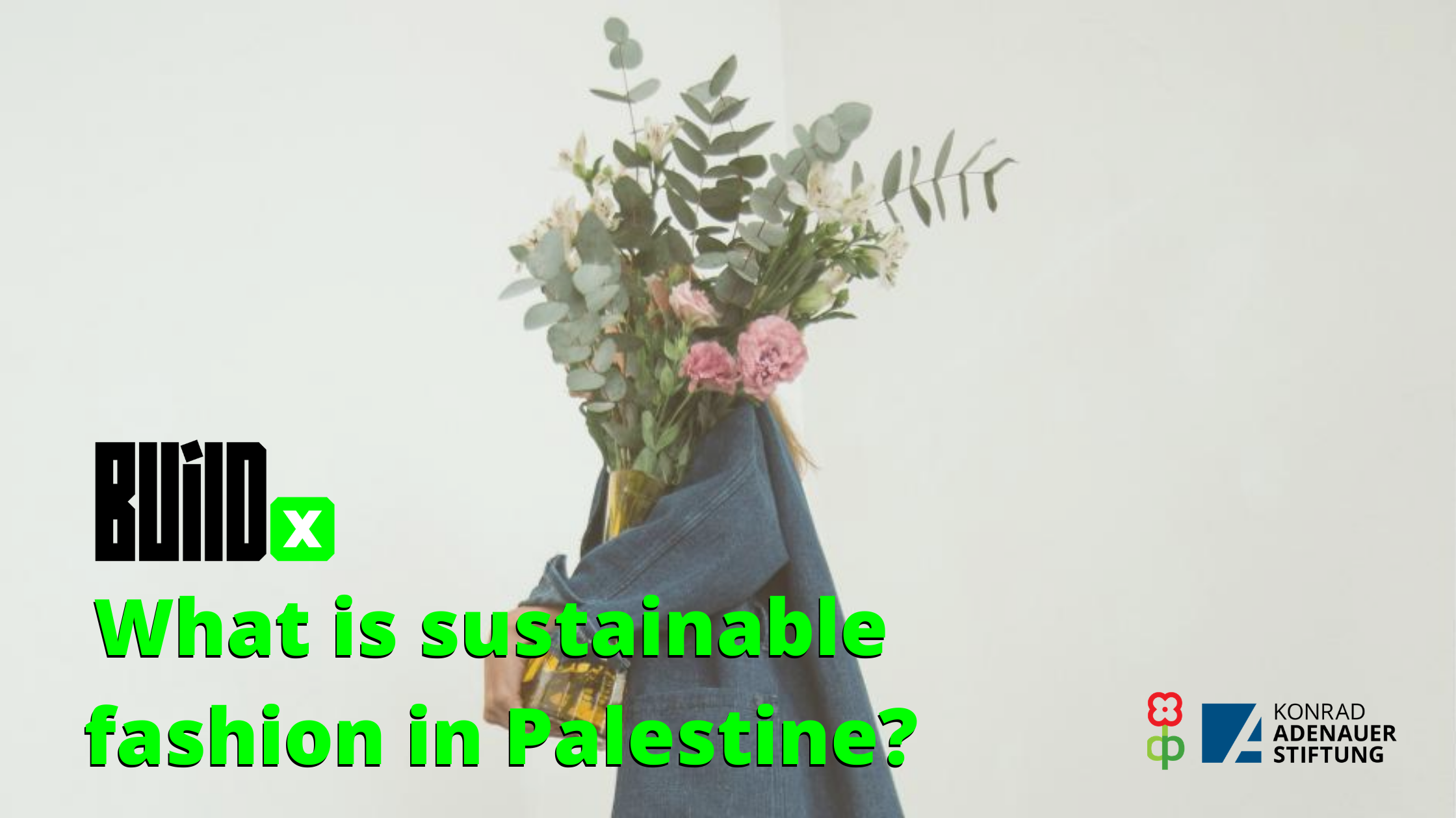 What does sustainable fashion mean in Palestine?