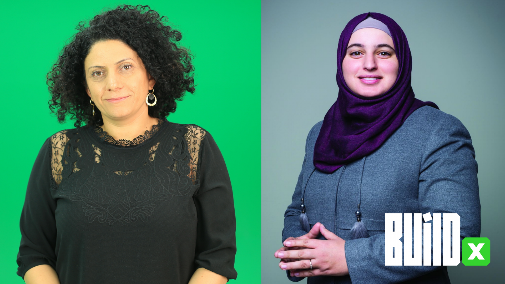 BUILDx: We met with two incredible Palestinian Social Entrepreneurs!