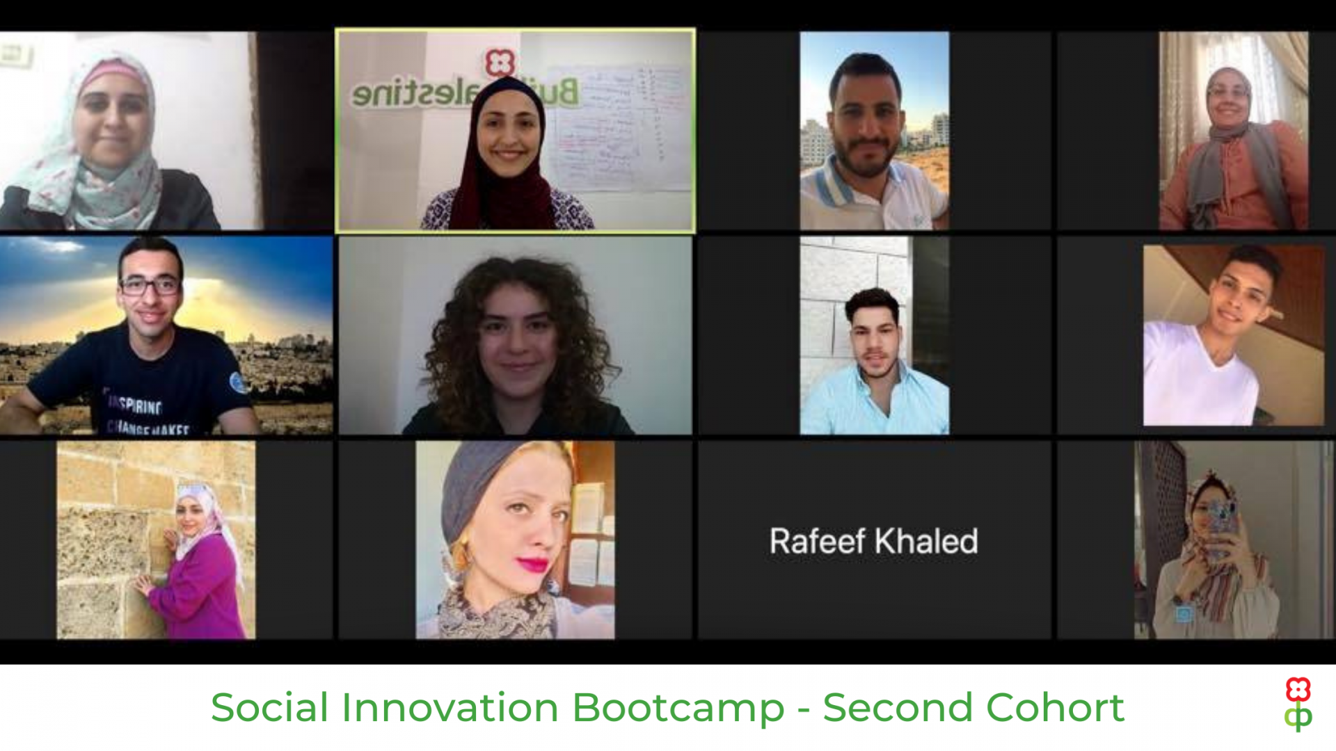 Meet our second Social Innovation Bootcamp cohort graduates!