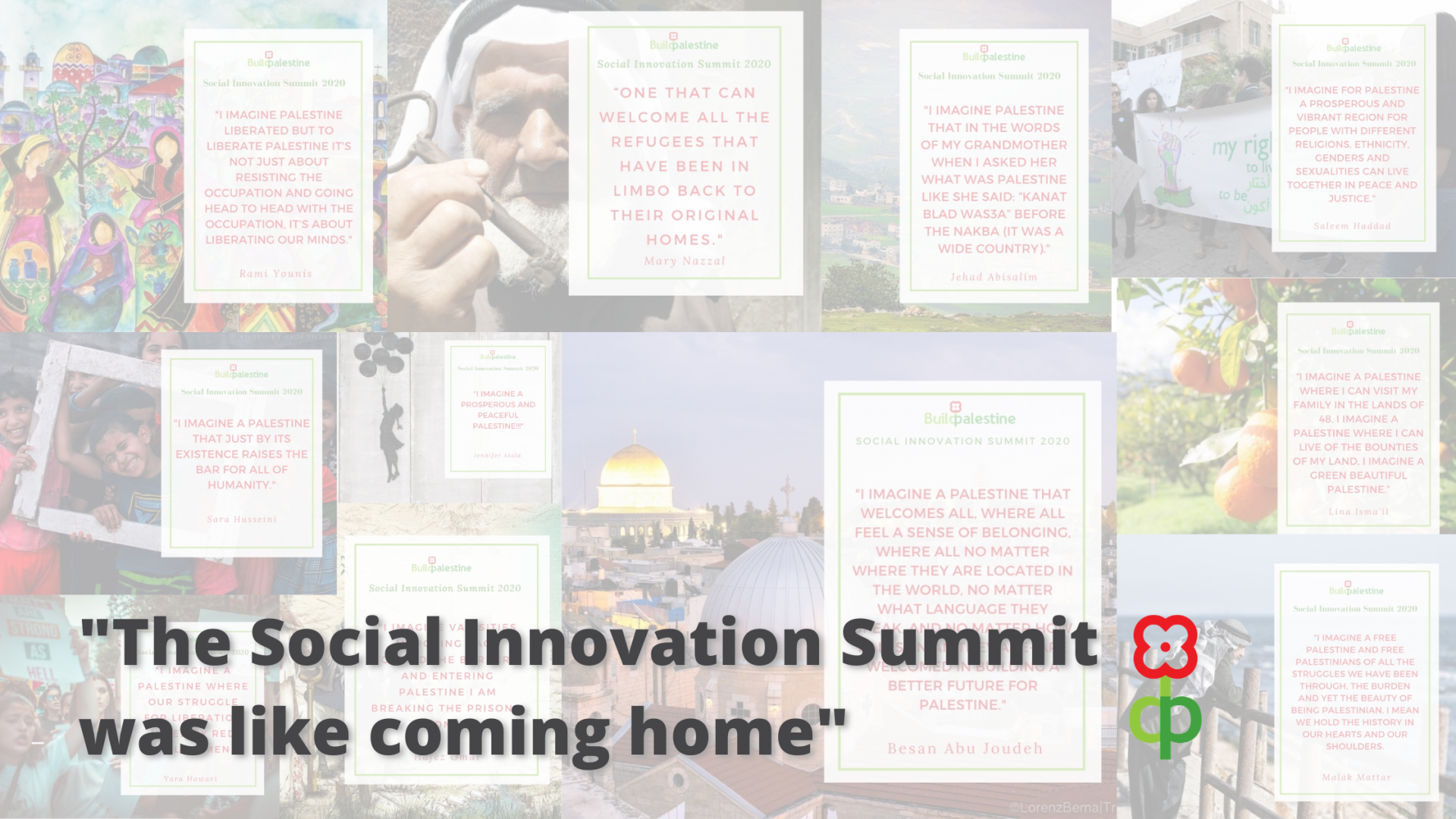 "The Social Innovation Summit… ""It was like coming home"""