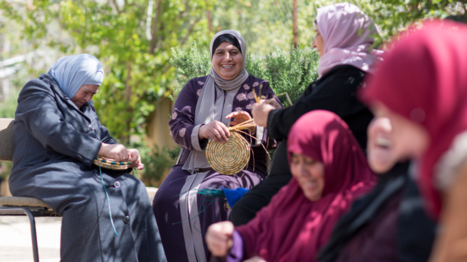 Sunbula's Covid-19 relief campaign helped 8 partner producer groups in Palestine – here's the story