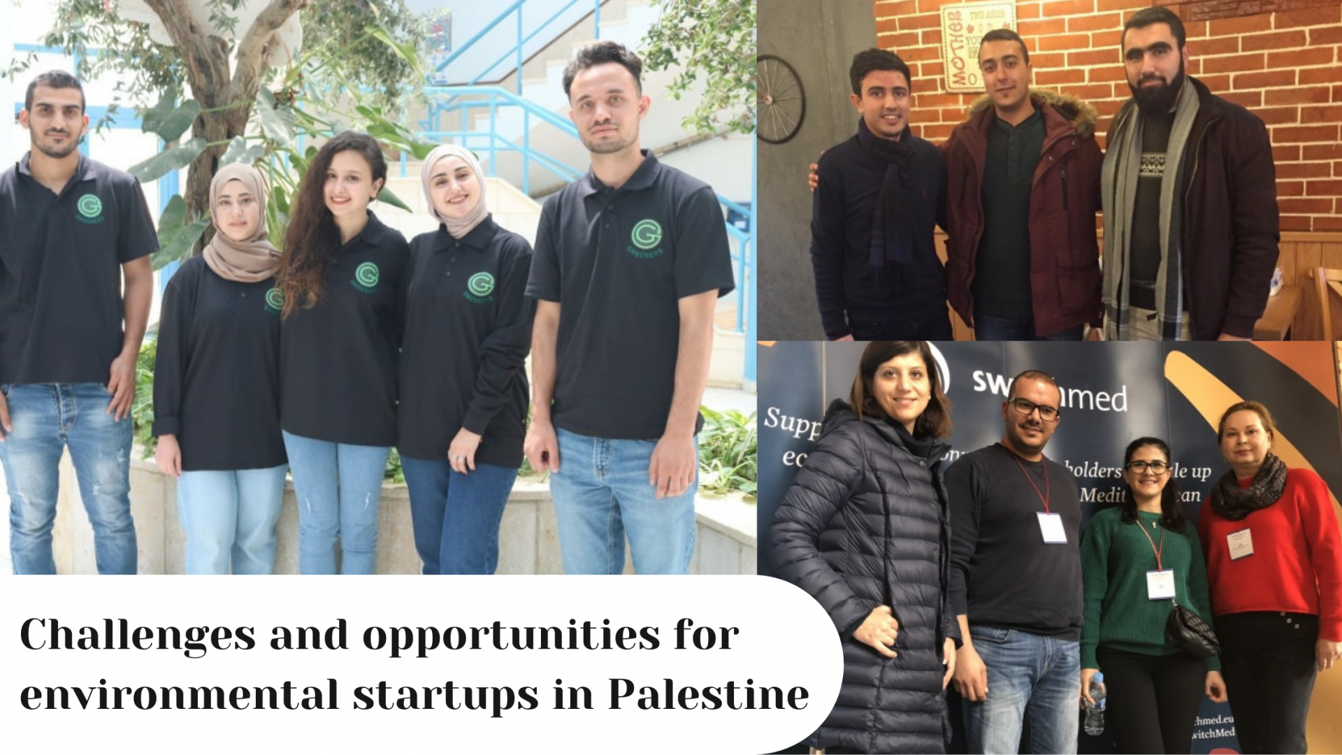 Challenges and opportunities for environmental startups in Palestine